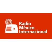Logo of radio station XERMX Radio México Internacional