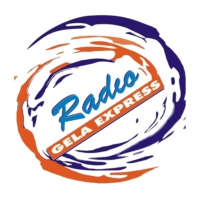 Logo of radio station Radio Gela Express