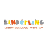 Logo of radio station Kinderling Kids Radio