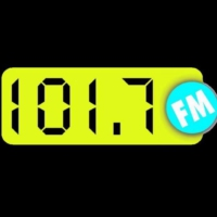 Logo of radio station 101.7FM