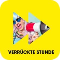 Logo de la radio Antenne Steiermark - verrückte Stunde