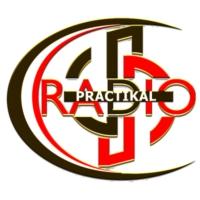 Logo of radio station Practikal Radio