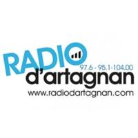 Logo of radio station Radio d'Artagnan