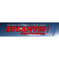 Logo of radio station Atlantis Amsterdam