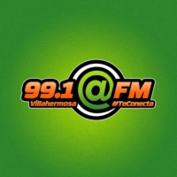 Logo of radio station XHEPR @FM 99.1