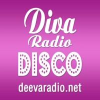 Logo of radio station Diva Radio DISCO