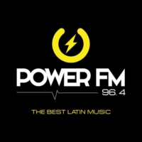Logo de la radio Power FM Valladolid