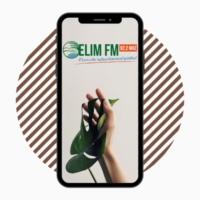 Logo of radio station Elim FM