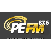 Logo of radio station PE FM 87.6