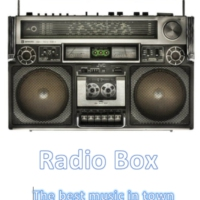 Logo de la radio Radio Box