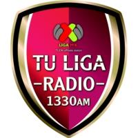 Logo of radio station KWKW Tu Liga Radio ESPN 1330 AM