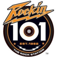 Logo of radio station WHMH Rockin' 101