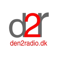 Logo of radio station Den2Radio