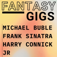 Logo of radio station Fantasy Gigs Swing Live