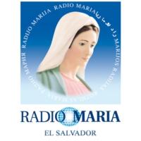 Logo of radio station Radio Maria El Salvador