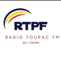 Logo de la radio Tupacfm