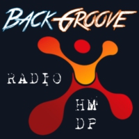Logo of radio station BackGroove