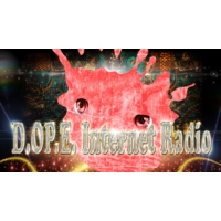 Logo of radio station D.OP.E. Internet Radio