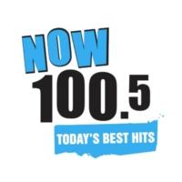 Logo of radio station KZZO Now 100.5