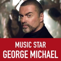 Logo de la radio Music Star George Michael