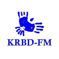 Logo of radio station KRBD-FM