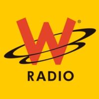 Logo de la radio La W Radio