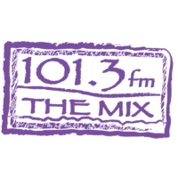 Logo de la radio KATY 101.3 The Mix