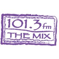 Logo of radio station KATY 101.3 The Mix