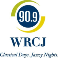 Logo of radio station WRCJ 90.9 FM