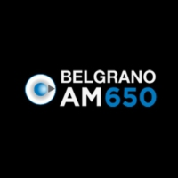 Logo of radio station Belgrano AM 650