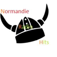 Logo of radio station Normandie radio hits