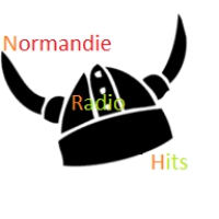 Logo of radio station Normandie radio hits