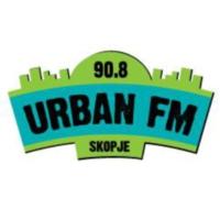 Logo de la radio Urban FM 90.8