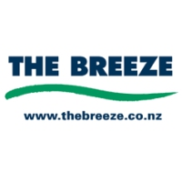 Logo de la radio The Breeze Wellington