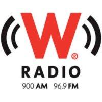 Logo of radio station XEW-AM  W-Radio