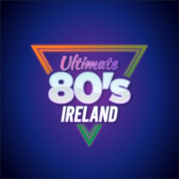 Logo de la radio Ultimate 80's Ireland