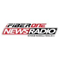 Logo of radio station KMAS IFIBERONE News Radio