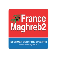 Logo of radio station France Maghreb 2