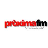 Logo de la radio Proxima FM