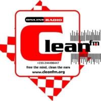 Logo of radio station CLEAN FM