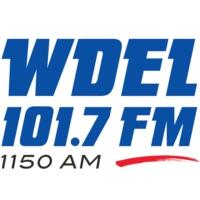 Logo de la radio WDEL 101.7FM