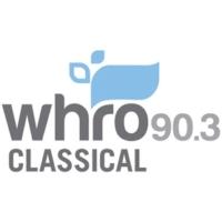 Logo of radio station WHRO 90.3 FM
