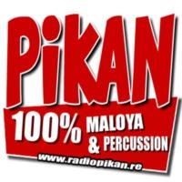 Logo of radio station 100% MALOYA & PERCUSSION
