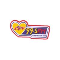 Logo of radio station Luv FM 99.5