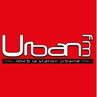 Logo of radio station Urban FM 104.5