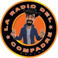 Logo of radio station La Radio Del Compadre