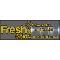 Logo of radio station Fresh Gold Radio