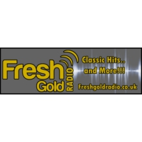 Logo of radio station Fresh Gold Radio