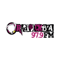 Logo de la radio Radioacktiva - Bogota