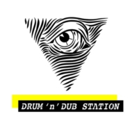Logo of radio station Drum'n'Dub Station